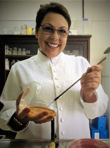 Drª. Marcia Soares Pinheiro